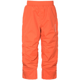 DIDRIKSONS Nobi Pants Kids tile orange